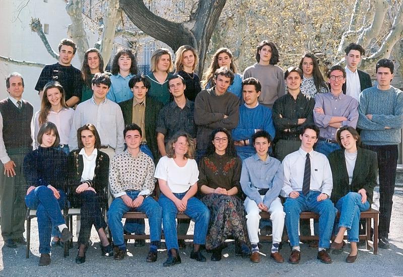 1990-1991 Promo HEC1 Promos 1990 à 1995