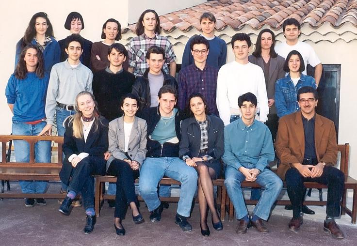 1993-1994 Promo HEC1
