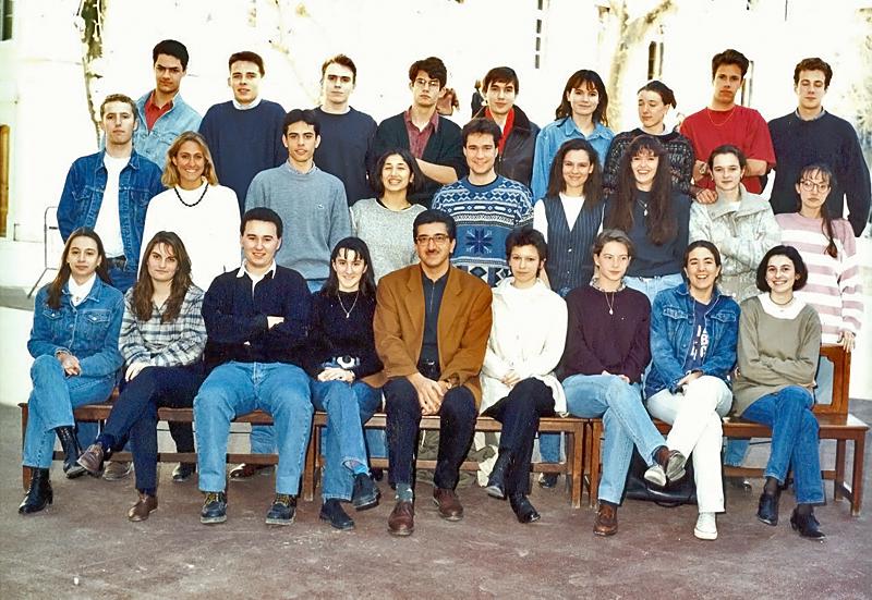 1993-1994 Promo HEC2