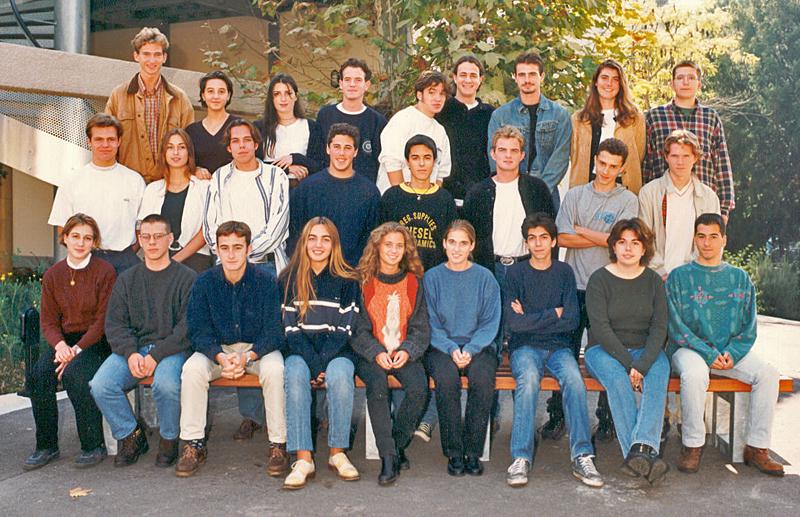 1996-1997 Promo HEC1