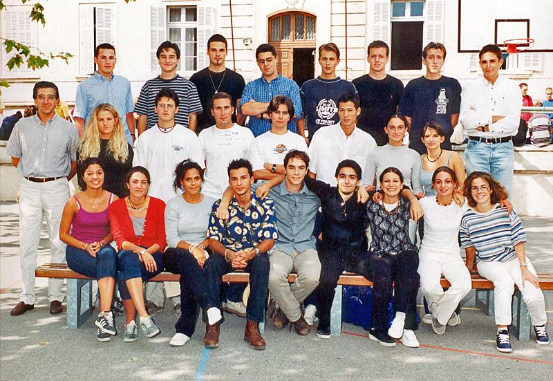 2000-2001 Promo HEC2